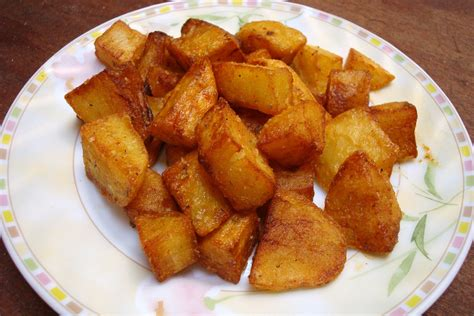 potatoes fried deep cubed recipe moroccan christine