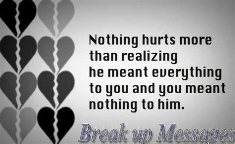 break  messages  loved  sad breakup quotes