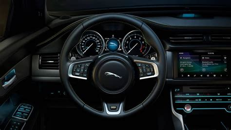 jaguar xf interior features design jaguar cincinnati