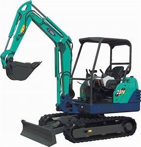 28n Ihi Mini Excavator 28n Ihi -