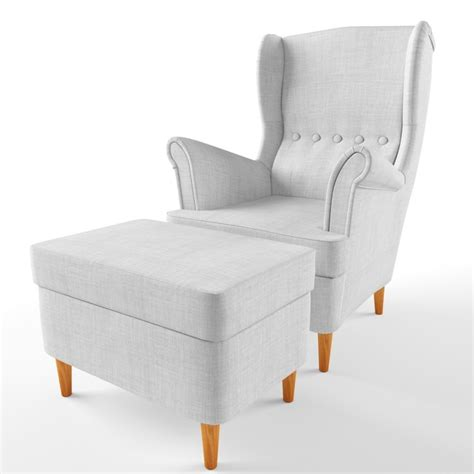 ikea wingback chair ikea wingback chair slipcovers strandmon wing chair ikea