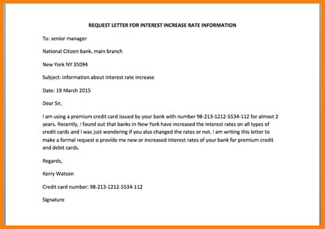 write  letter  bank manager  bank