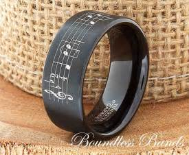 unity wedding bands note tungsten wedding band note ring wedding song