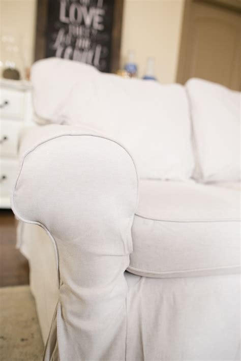 slipcovers that fit pottery barn sofas does the ikea ektorp slipcover fit pottery barn basic