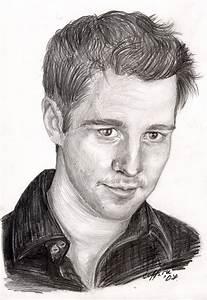 Drawing Jason Dohring 3 by Coffs on DeviantArt