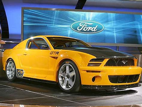ford mustang gtr amazing photo gallery  information