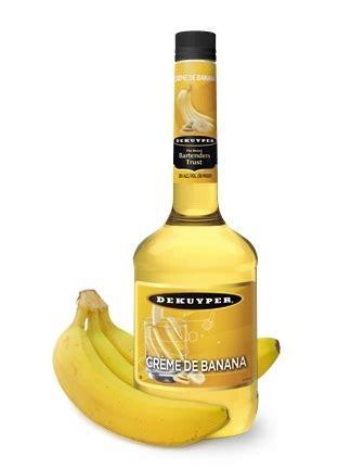 top  creme de banana drinks  foods