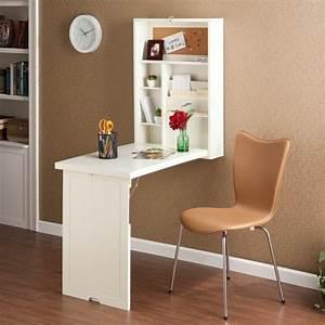 Bureau Escamotable Mural Ikea Table De Lit