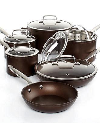 cook   classic  copper cookware   martha stewart collection cookware set