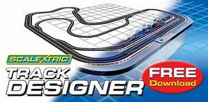 Scalextric Track Designer