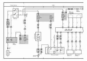 Toyota Highlander Electrical Wiring Diagram