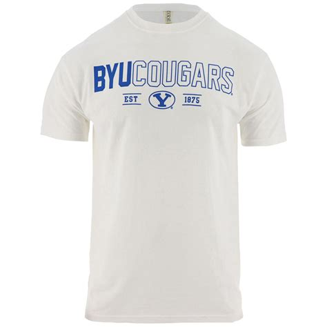 BYU Cougars Oval Y T-Shirt - Ouray