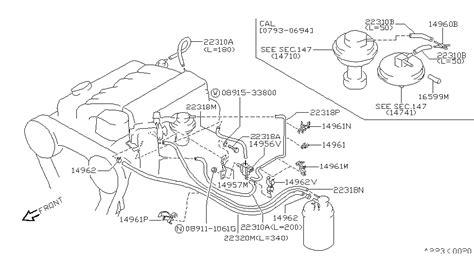 2006 Nissan Pathfinder Engine Diagram by 08915 33800 Genuine Nissan 0891533800 Washer