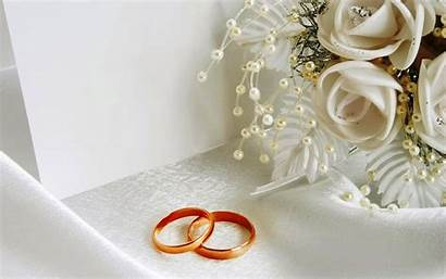 Ring Marriage Engagement Backgrounds Invitation Wallpapers Rings