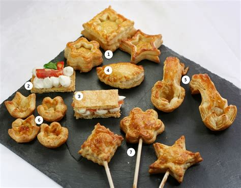 pastry canapes recipes puff stuff to cook