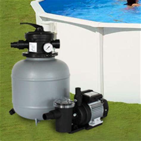 groupe de filtration mykonos pour piscine hors sol