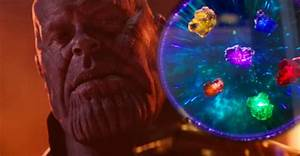Here's Every Power Thanos Will Get From All The Infinity Stone