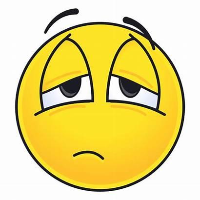 Tired Cansado Emoticon Emoji Emoticono Transparent Faces