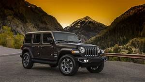 Jeep Shows Us The 2018 Wrangler At Sema