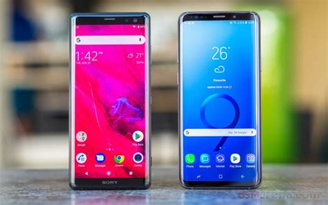 sony xperia xz3 review lab tests display and audio
