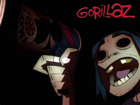 2d Images 2d In Feel Good Inc. Hd Wallpaper And Background