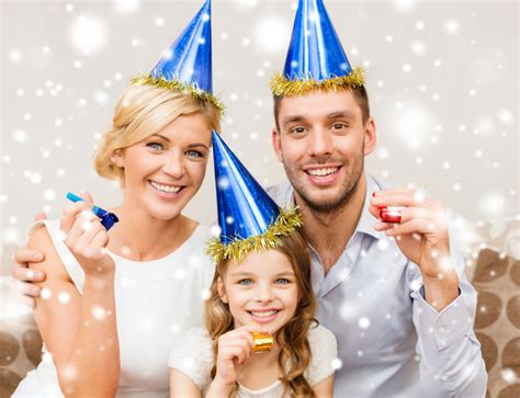 5 New Year's Eve Celebrations The Whole Family Will Love