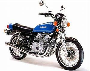 Suzuki Gs750    Gs750e Motorcycle Service  U0026 Repair Manual  1976 1977