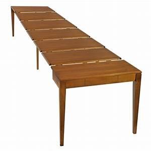 Table Console Extensible Bois : table console extensible bois ~ Teatrodelosmanantiales.com Idées de Décoration