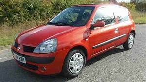 Renault Clio 1 2 16v Extreme 3 2004 04  Car For Sale