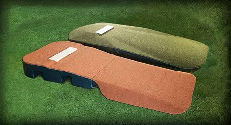 portolite indooroutdoor pro practice pitching mound