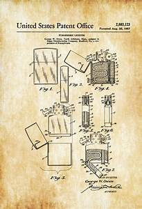 27 Zippo Lighter Parts Diagram