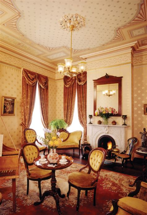 hang historical wallpaper restoration design