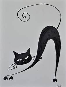 Black Cat | Tattoos