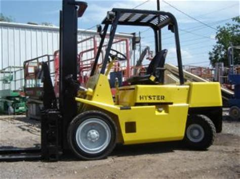 hyster  lb forklift  sale boomliftssale