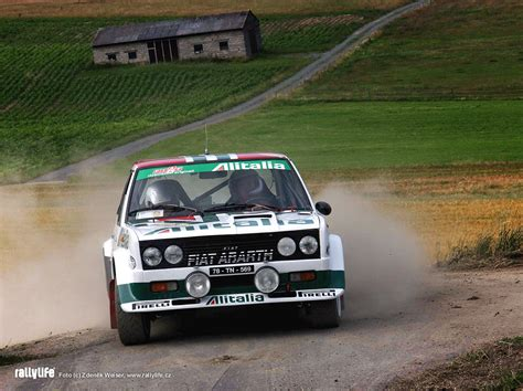 2019 Fiat 131 Abarth Rally  Car Photos Catalog 2018