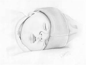 pencil drawings cute babies pictures - VUDESK
