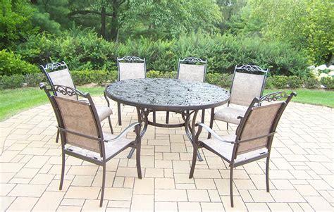 kmart patio dining sets 7 pc patio dining set kmart 7 pc patio dining