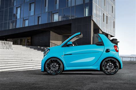 Smart : Guess The Price Of The New Smart Fortwo Brabus Ultimate