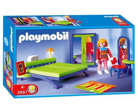 chambre parents playmobil playmobil maman avec chambre moderne