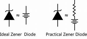 Zener Diode As A Regulator Explained With Example