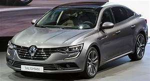 Renault Talisman Versions : renault talisman priced from 27 900 in france carscoops ~ Medecine-chirurgie-esthetiques.com Avis de Voitures