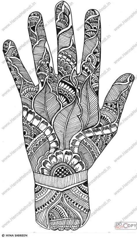 33 best images about Hands zentangle on Pinterest | Henna