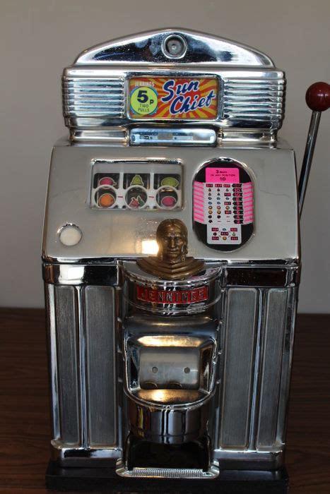 Jennings Sun Chief Slot Machine Catawiki