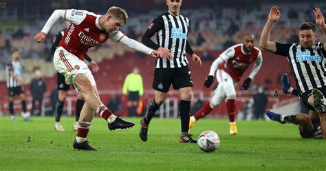 Arsenal 2-0 Newcastle: 5 talking points as hosts begin FA ...