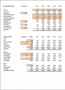 projected financial statements images With projected financial statements template