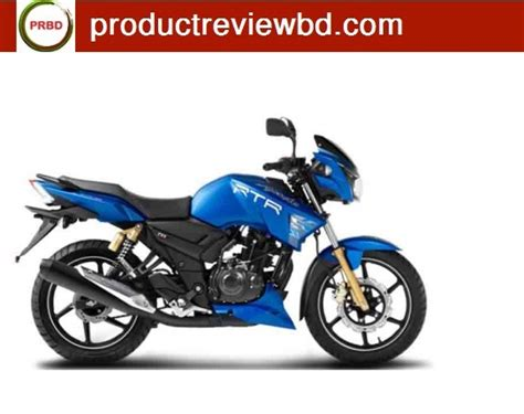 tvs apache rtr 150 matte series motorcycle price in bangladesh full specification