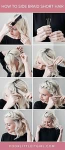 Tuto Coiffure Cheveux Court : tuto coiffure facile cheveux courts et longs ~ Melissatoandfro.com Idées de Décoration