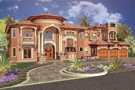Ats4 provides maxis match custom content to download for the video game the sims 4. Luxury Home with 6 Bdrms, 6664 Sq Ft | Floor Plan #107-1011