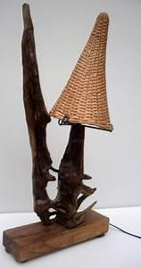 Lampes Bois Flotté : lampes bois flotte ~ Melissatoandfro.com Idées de Décoration