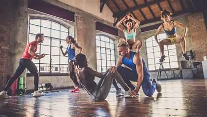 Fitness Newsroom Together Benefits Health